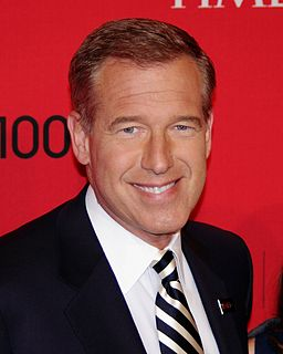 Brian Williams (Wikipedia via David Shankbone)